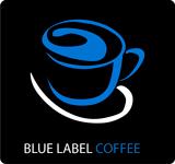 Blue Label Coffee Logo