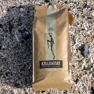 Kalahari Koffie Dark Roast Pack Shot