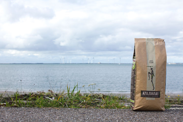 Kalahari Dark Roast Koffie Bonen Espresso