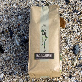 Kalahari Koffie Light Roast Pack Shot